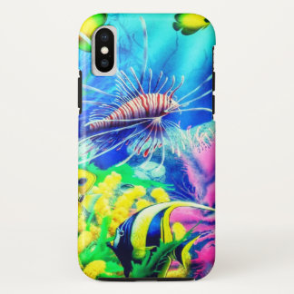 Tropical Fish iPhone X Case