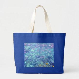 Tropical Fish Jumbo Tote Bag
