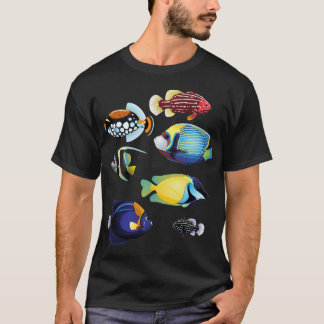 Tropical Fishes T-Shirt