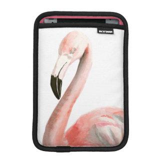 Tropical Flamingo Bird iPad Mini Sleeve