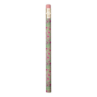 Tropical Flamingo Pencil
