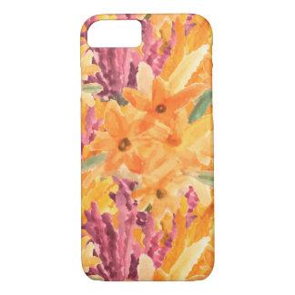 Tropical floral Case