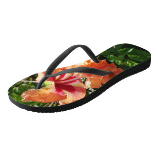 Tropical Floral Expression Thongs