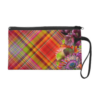 Tropical Flowers Mother's Day Bouquet Wristlets
