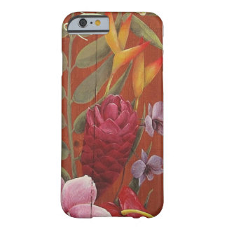 Tropical Flowers Phone Case - Painting Iphone Case