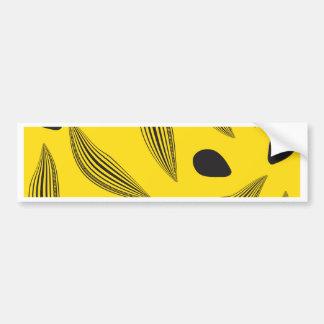 Tropical Fruit Bumper Sticker