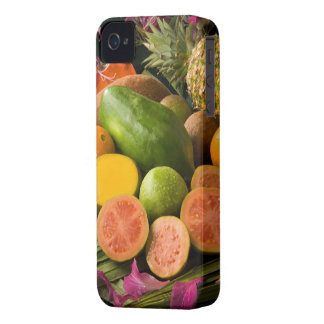 Tropical Fruit iPhone 4 Covers