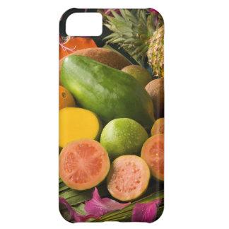 Tropical Fruit iPhone 5C Case
