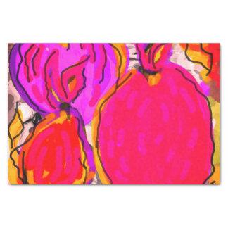 Tropical Fruit Design Tissue Paper