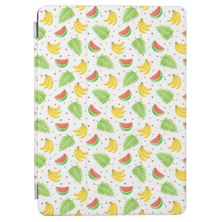 Tropical Fruit Polka Dot Pattern