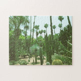 Tropical Gardens Photo Puzzle with Gift Box