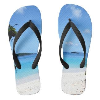 Tropical Getaway Thongs