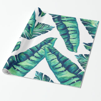 Tropical Glam Wrapping paper 30x6