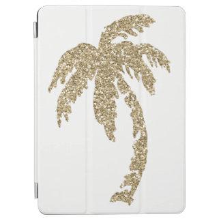 Tropical Gold Palm Tree Custom iPad Air Smart Case iPad Air Cover