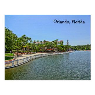 Tropical Grande Vista Resort Orlando, Florida Postcard
