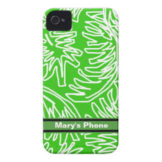 Tropical Green Case-Mate ID™ Apple 4/4S Cover