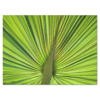 Tropical Green Tissue Paper