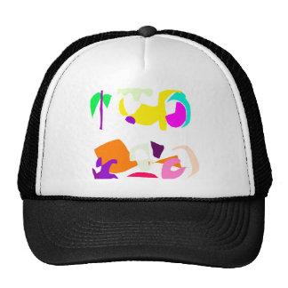 Tropical Trucker Hats