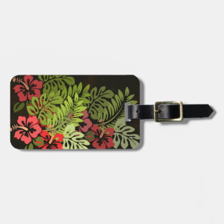 Tropical Hawaii Custom Template Tag Template Chic