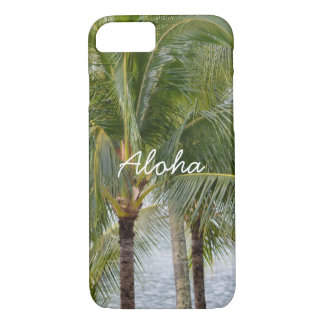 Tropical Hawaii Palm Trees iPhone 8/7 Case