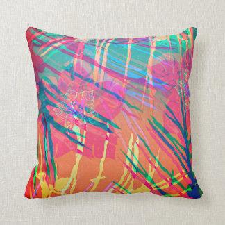 Tropical Hawaii Pattern Cushion