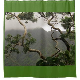 Tropical Hawaii Shower Curtain