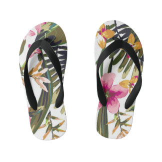 Tropical  Hawaii Thongs