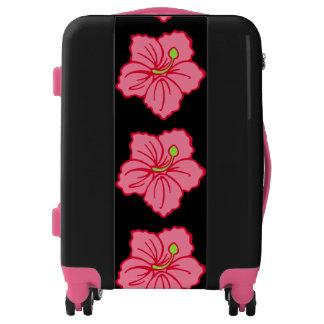 Tropical Hawaiian Flower Luggage