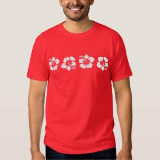 Tropical Hawaiian Hibiscus Shirts