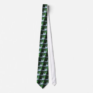 Tropical Hawaiian Waterfall Tie