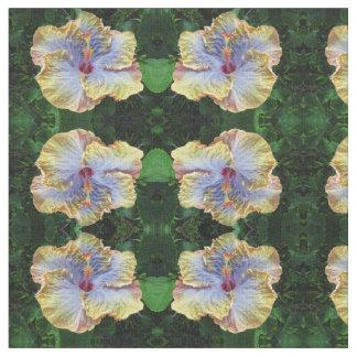 Tropical Hibiscus Fabric