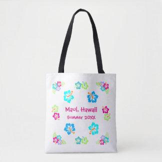 Tropical Hibiscus - Tote Bag
