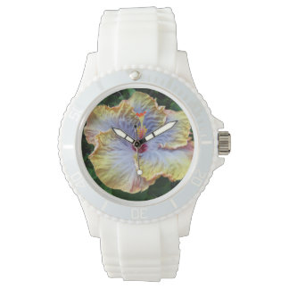 Tropical Hibiscus Watch