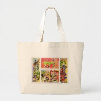 Tropical Honduras bag