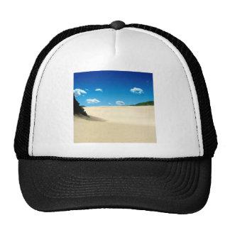 Tropical In The Dunes Trucker Hats