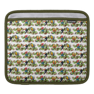 Tropical iPad Sleeve