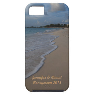 Tropical Island Beach Wedding iPhone 5 Case
