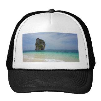 tropical island cap