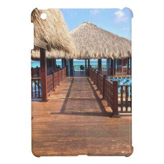 Tropical Island Dream Destination Cover For The iPad Mini