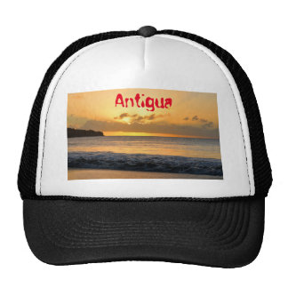 Tropical island in Antigua Cap