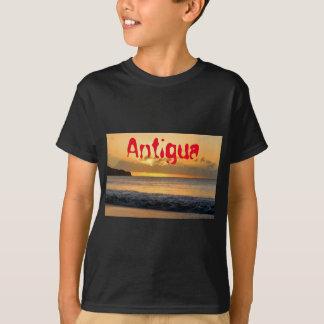 Tropical island in Antigua T-Shirt