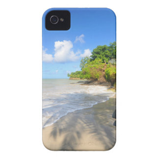 Tropical island in Puerto Rico iPhone 4 Covers