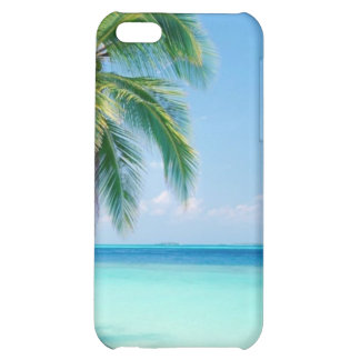 Tropical Island iPhone 5C Cases