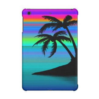 Tropical Island Sunset iPad Mini Retina Cover