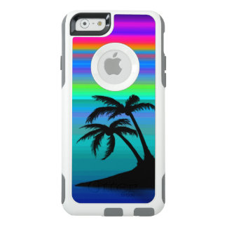 Tropical Island Sunset OtterBox iPhone 6/6s Case