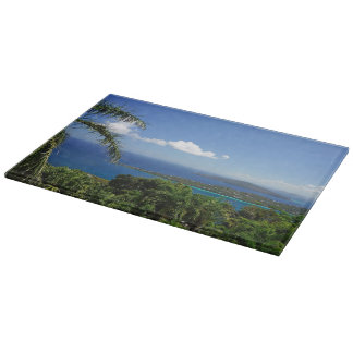 Tropical Islands Cutting Board