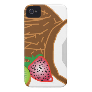 Tropical Kiwi Coconuts iPhone 4 Case