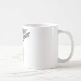 Tropical lady A Coffee Mug
