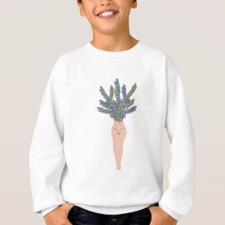 Tropical lady A Sweatshirt