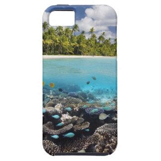 Tropical Lagoon in South Ari Atoll in the iPhone 5 Case